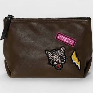 ⭐️ Patches Accessory Pouch or Clutch